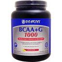 【SALE特価】 [ 大容量1kg ] BCAA(分岐鎖アミノ酸)+Lグルタミン ※レモネード 1000g ¬