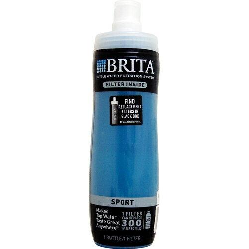 Brita ブリタ浄水フィルター付きボトル(ペットボトル型浄水器) 600ml[調理/製菓道具/浄水ポット/本体/サプリンクス]