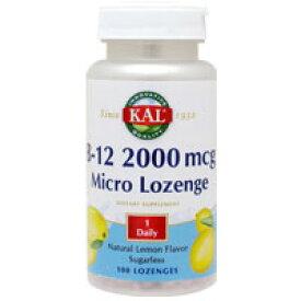 ビタミンB12 2000mcg トローチ 100粒 サプリメント 健康サプリ サプリ ビタミン ビタミンB12 栄養補助 栄養補助食品 アメリカ トローチ サプリンクス