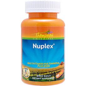 ニュープレックス(鉄含有マルチビタミン&ミネラル) 90粒