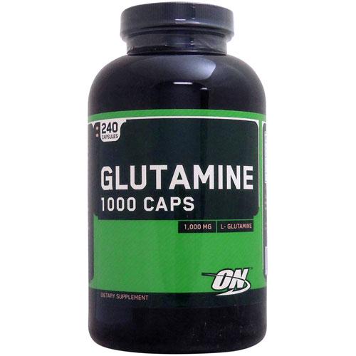 [お得サイズ] グルタミン 1000mg 240粒