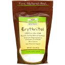 エリスリトール 100%ピュア 454g(砂糖代替甘味料)[ダイエット/ダイエットフード/now/ナウ/パウダー/サプリンクス]