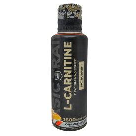 Lカルニチン リキッド 1500mg オレンジクラッシュ 443ml | L-Carnitine REDCON1 レッドコンワン
