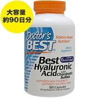 [ お得サイズ ] ベスト ヒアルロン酸+コンドロイチン(バイオセルコラーゲン2) 180粒 [サプリメント/美容サプリ/サプリ/コラーゲン/ヒアルロン酸/お徳用/栄養補助/栄養補助食品/アメリカ]