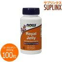 ローヤルゼリー ロイヤルゼリー 300mg (10ヒドロキシデセン酸6%含有) 100粒 サプリメント 健康サプリ サプリ 動物…