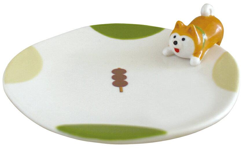 DECOLE SHIBA HACHI シリーズおやつのとりこ皿 ZCB-74547 柴犬