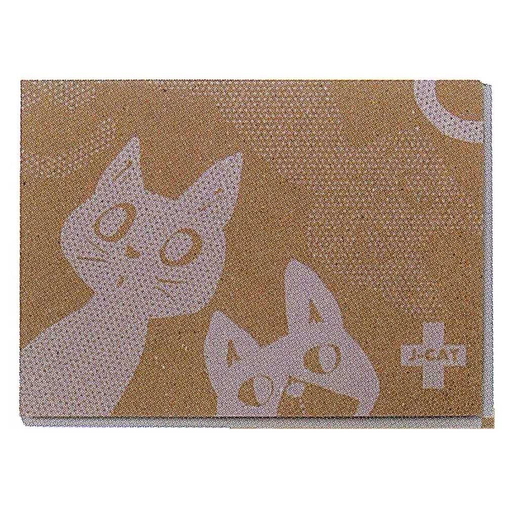 【メール便対応!!送料180円】ノアファミリーJ-CAT クラフトメモ ホワイト
