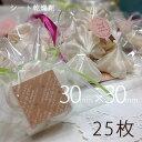 【送料無料】シート乾燥剤×25枚30×30/業務用乾燥剤(薄型)