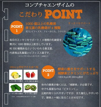 海外で大人気!新発売送料無料コンブチャクレンズパウダーダイエット菌活美容酵素