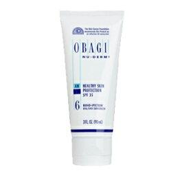 【送料無料】オバジニューダーム ヘルシースキンプロテクション(SPF35/90ml)OBAGI Nu-Derm Healthy Skin Protection【通常宅配便/追跡番号有】