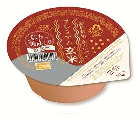 幸南食糧株式会社金のいぶき プレミアム 玄米ごはん 120g×12個
