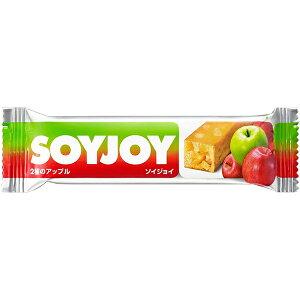大塚製薬ソイジョイ 2種のアップル 30g×1本<小麦粉を使用せず、大豆粉だけを生地に使用した栄養補助食品>