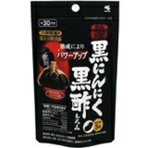 小林製薬株式会社 栄養補助食品  熟成黒にんにく黒酢もろみ  90粒×8個セット
