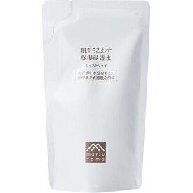 松山油脂株式会社肌をうるおす保湿 浸透水 モイストリッチ 詰替用 110mL×3個セット