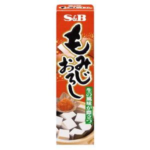エスビー食品株式会社 S&B もみじおろし 38g入×10本セット