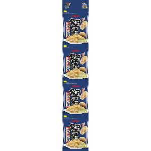 カルビー株式会社堅あげポテト プッチ4 うすしお味(15g×4袋)×10個セット