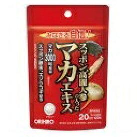 オリヒロ スッポン高麗人参の入ったマカエキス 120粒(約20日分)