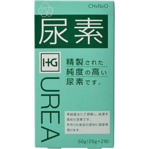 【メール便で送料無料 ※定形外発送の場合あり】大洋製薬株式会社自家製化粧品 尿素(UREA) 25g×2包