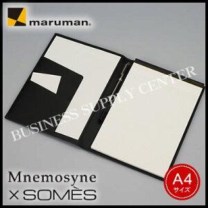 【送料無料】マルマン ノートパッドホルダー ニーモシネ×SOMES<A4/本革製> HN187LA