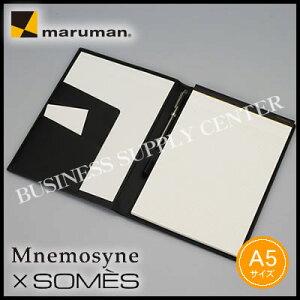 【送料無料】マルマン ノートパッドホルダー ニーモシネ×SOMES<A5/本革製> HN188LA