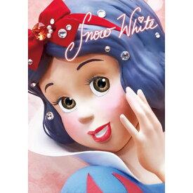 【ネコポス可能】DAIGO(ダイゴー) sisa 3Dポストカード ディズニー プリンセス クローズアップシリーズ・白雪姫 S3660
