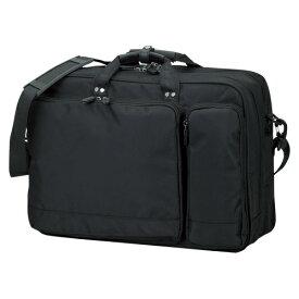 【宅配便利用】CROWN CR-BB742-B A3/ノートパソコン対応/ビジネスバッグ/カジュアルバッグ