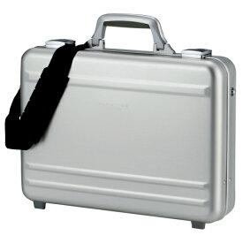 【送料無料】CROWN CR-AT310-AL A4/鍵付き/ビジネスバッグ/アタッシュケース/アルミ合金製