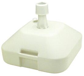 ササガワ40-6128 店装飾品 デコレーション 注水のぼりタンク アイボリー(5台)