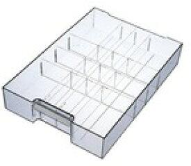 コクヨ KOKUYO SKD-FD2 透明プラスチック引き出しタイプ用仕切板(別売)【NO】