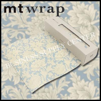 【宅配便】★2017年3月新作★カモ井 ロール紙 mt wrap(William Morris・Chrysanthemum Toile)<Sサイズ/155mm幅> MTWRMI37 ラッピングペーパー