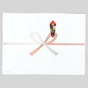 マルアイ 祝のし紙 切手 厚口 N ノイ-N101 00019724【まとめ買い5袋セット】