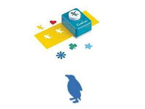 カール事務器 クラフトパンチ小 Penguin CP-1 ペンギン 00906114 【まとめ買い5個セット】