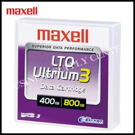 日立マクセル LTO Ultrium3データカートリッジ<400GB/800GB> LTOU3/400XJB