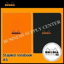 RHODIA(ロディア) クラシック ホチキス留めノート<A5/14.8×21cm/10冊セット>