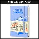 【メール便可能】MOLESKINE(モレスキン) 限定版 不思議の国のアリス ノートブック ハードカバー プレーン(無地) Pocke…