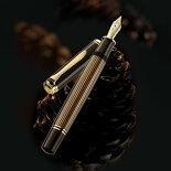 《特別生産品》ペリカン万年筆スーベレーンM800ブラウンブラック1909SE