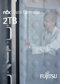富士通 データカートリッジRDX 2TB (0162180)