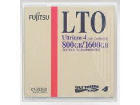 富士通 Ultrium4データカートリッジ800G (0160330)