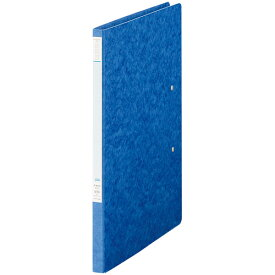 LAB パンチレスファイル A4/A3二折 F307-5 藍