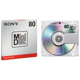 SONY ミニディスク MDW80T