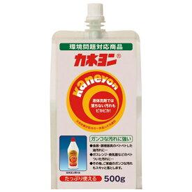 液体クレンザー カネヨン 詰替 500g