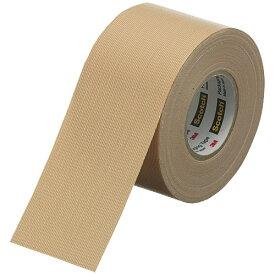 スリーエム ジャパン 布テープ 101BEN 48mm×20m ベージュ