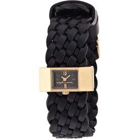 セイコーウォッチ 腕時計 カバン ド ズッカ Bamboo バンブー クオーツ ハードレックス AWGK089 ブラック