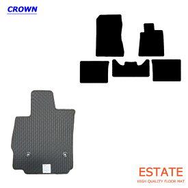 トヨタ クラウン BEYOND 220系 フロアマット CROWN ラバーシリーズ