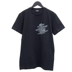 ディーゼル DIESEL ポケット Tシャツ 半袖 グラフィックプリント SEGA-0091A T-WORKY-S1-900