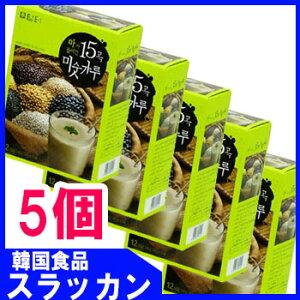 【ダムト 長芋が入った15穀ミスカル 20g×12包 5個】