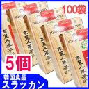 ★☆お中元用おすすめ★☆【高麗人参茶(紙箱)3g X 100包 5個】★