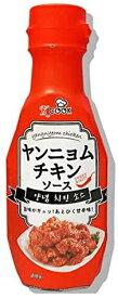 【SSB(旧NARIN)】KCOOKヤンニョムチキンソース 240g