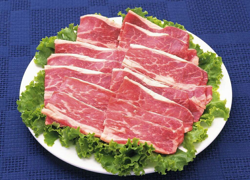 冷凍食品★豚肩ローススライス1kg /豚肉/韓国食品/美味しい焼肉/冷凍肉/うまい焼肉