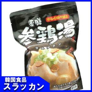 【冷凍食品】薬膳参鶏湯  約1100g